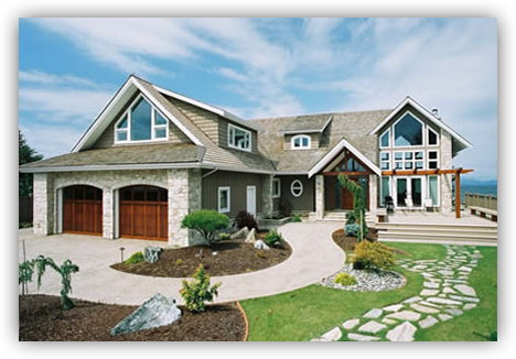 Custom Built Homes Nanoose